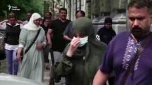 Туристи з Саудівської Аравії прямують до України в пошуках літньої прохолоди та відпочинку на природі (відео)