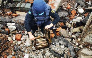 Украинские саперы обезвредили еще полсотни мин и снарядов в зоне ООС за сутки