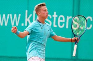 Вячеслав Белинский – чемпион Европы в возрастной категории 18 лет и младше