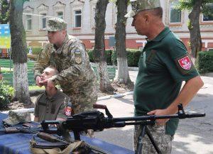 Як у Вінниці перевіряли мобілізаційні резерви