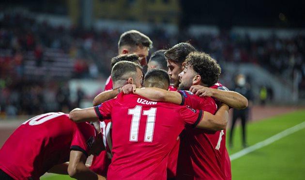 Албания - Сан-Марино, fshf.org