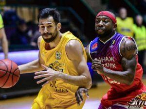 Баскетбол: новичок Суперлиги усилился тремя легионерами
