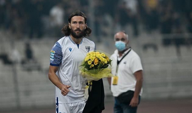 Дмитрий Чигринский. ФК Ионикос
