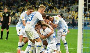 Динамо Киев — Александрия 1:0 Видео гола и обзор матча