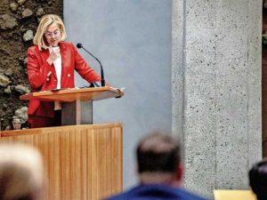 Глава МИД Нидерландов подала в отставку из-за критики эвакуации из Кабула