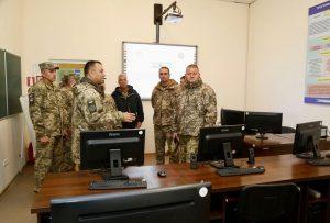 Головнокомандувач Збройних Сил України відвідав Військову академію в Одесі