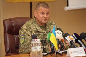 Головнокомандувач ЗС України повідомив про сценарій масштабних навчань «Об'єднані зусилля – 2021»