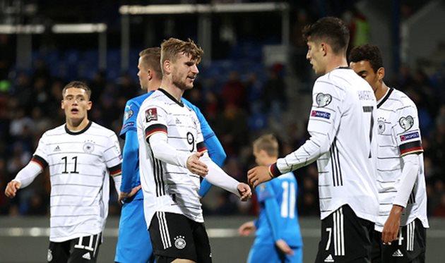 Исландия — Германия, Getty Images