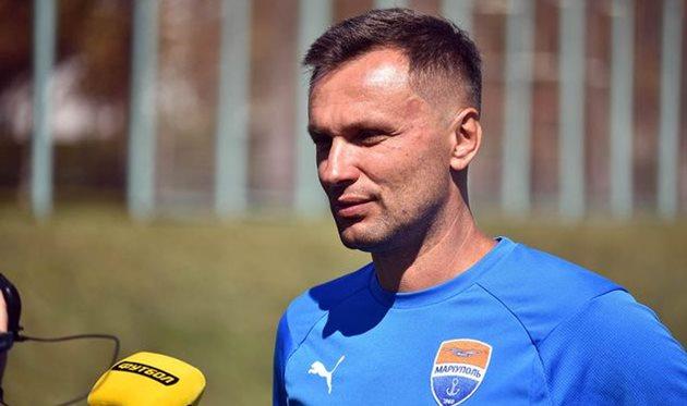Остап Маркевич, фото ФК Мариуполь