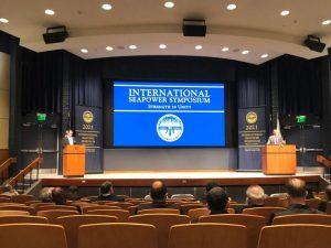 Представники національного флоту взяли участь у Міжнародному Морському Симпозіумі у США