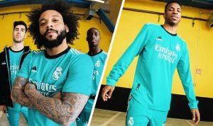 Реал представил третью форму на сезон-2021/22