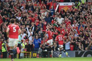 Роналду вырвал для Манчестер Юнайтед победу над Вильярреалом