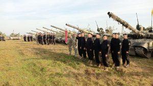 Танковий взвод бригади імені кошового отамана Івана Сірка став найкращим у Збройних Силах України