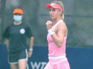 Теннисистка Цуренко получила выигрыш на старте турнира в Люксембурге
