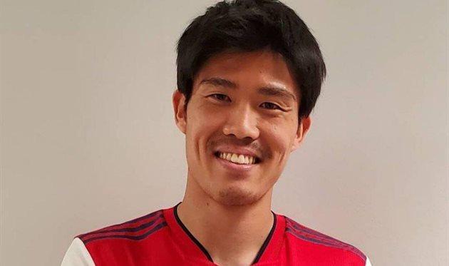 Такехиро Томиясу, Арсенал