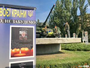 У Києві пам'ятають про героїв-танкістів