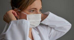 В Херсонской области зафиксировали 429 новых случаев коронавируса в сутки