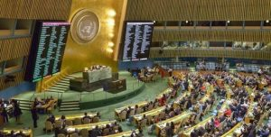 В Нью-Йорке стартовала 76-я сессия Генассамблеи ООН