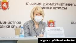 Наталя Пеньковська