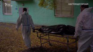 «98% пацієнтів – невакциновані»: коронавірус у Харкові (відео)