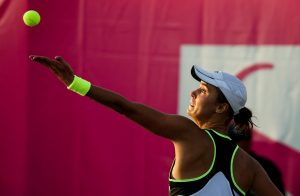 Ангелина Калинина не смогла выйти в четвертьфинал Кубка Кремля