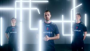 Astralis представила новую форму для состава CS:GO