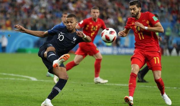 Бельгия — Франция, Getty Images