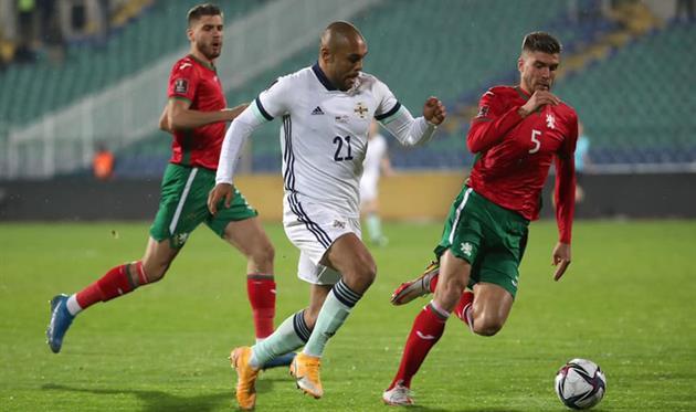 Болгария - Северная Ирландия, facebook.com/northernirelandnationalteam