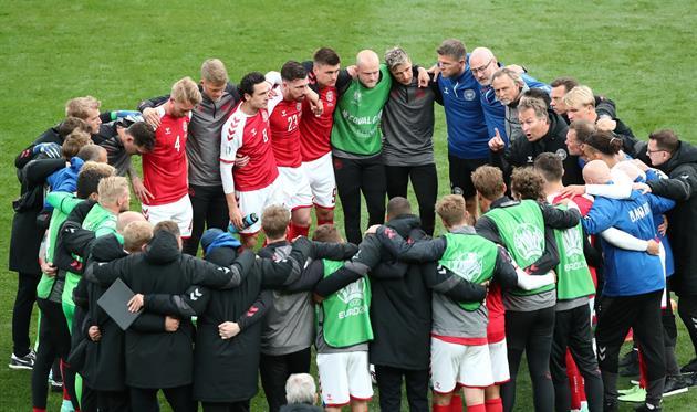 Игроки сборной Дании, twitter.com/DBUfodbold