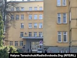 Львівська лікарня «ОХМАТДИТ»