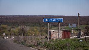 Донбасс. Главное за день: обстрел Гранитного, Луганщина приближается к «красной» зоне
