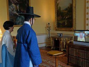 Елизавета II провела первое официальное мероприятие после госпитализации