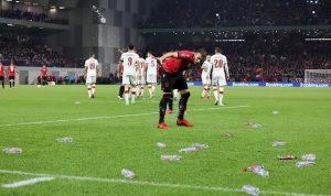 ФИФА расследует инциденты на матчах отбора ЧМ-2022