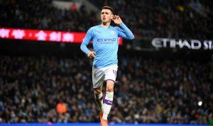 Фоден подпишет долгосрочный контракт с Манчестер Сити