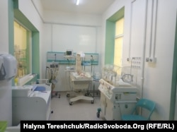 Реанімаційне відділення для немовлят