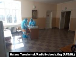 Дитяче «ковідне» відділення