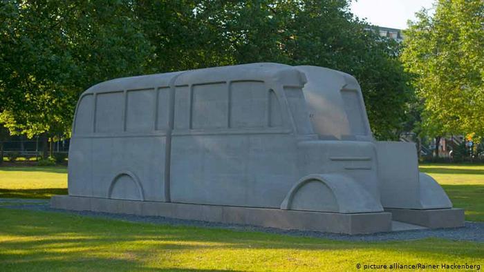 ''Серый автобус'' в Кельне