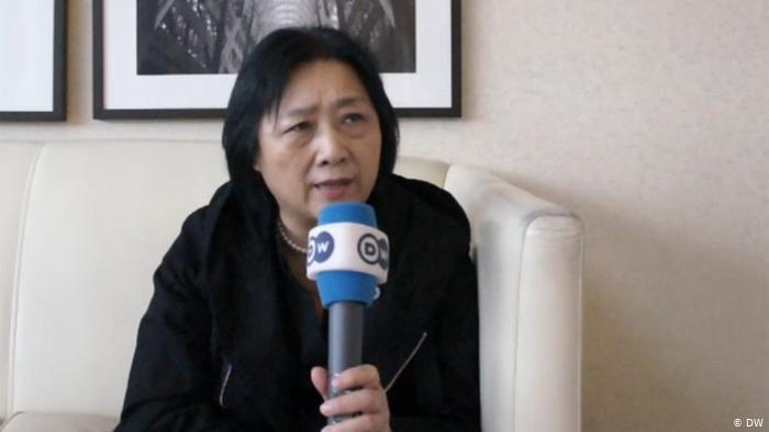 Внештатная сотрудница DW в Китае Гао Ю