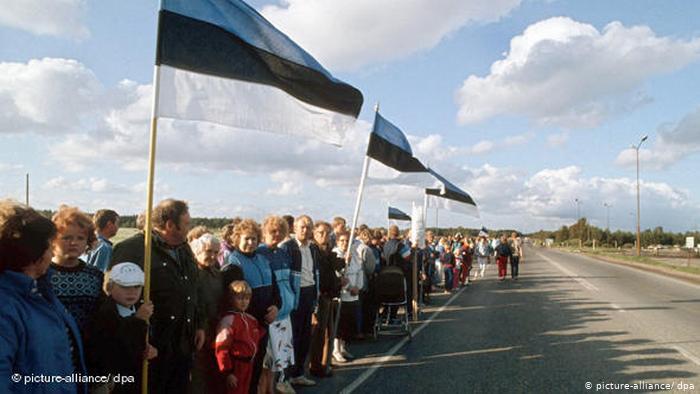 Акция Балтийский путь