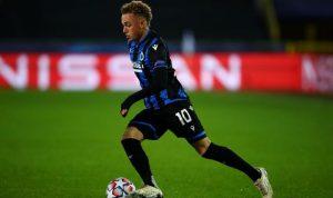 Милан лидирует в борьбе за Ланга