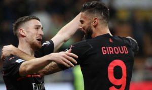 Милан минимально обыграл Торино и вышел на первое место Серии А