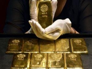 На 26 октября установлена цена на банковские металлы