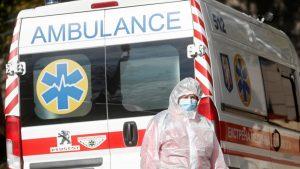 «Не уявляла цього пекла». В Україні переповнені COVID-лікарні, інфіковані пацієнти закликають вакцинуватися