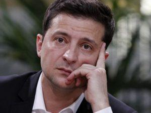 Президентский рейтинг: Зеленский продолжает терять позиции