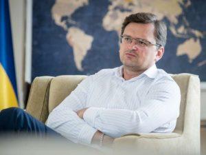 Пулеба: если Кремль остановит транзит газа через Украину – будут ассиметричные ответные шаги