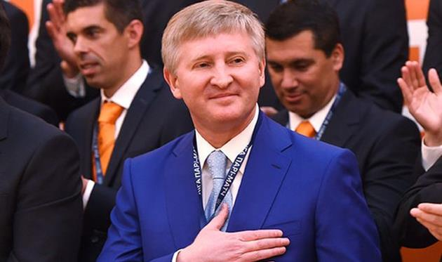 Ринат Ахметов, фото ФК Шахтер Донецк