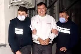 Саакашвили отказывается от его перевода в тюремную больницу