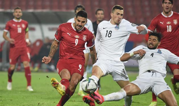Сербия - Азербайджан, fss.rs