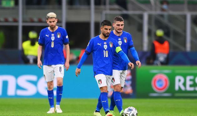 Серия сборной Италии без поражений составила 37 матчей — мировой рекорд