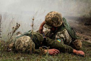 Сьогодні внаслідок ворожих дій один військовослужбовець ООС загинув, ще одного поранено